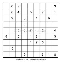 Play this puzzle at: http://www.livesudoku.com/en/sudoku.php?puzzle=33114