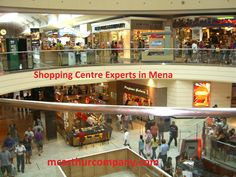 Mcarthur + company has over 150 years cumulative experience with more than 100 successful shopping center projects worldwide.  We are the best shopping centre experts In Mena.