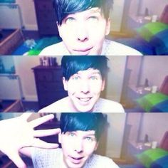 Somebody tell this man he's amazing... Ah Hell ....PHILIP MICHAEL LESTER YOU ARE TRULY AMAZING WHAT AN APPROPRIATE USERNAME. I LOVE TOO MUCH. GREAT MY CAPSLOCK IS STUCK AGAIN.