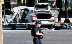 Champs Elysees attacker stashed weapons, was on French watchlist