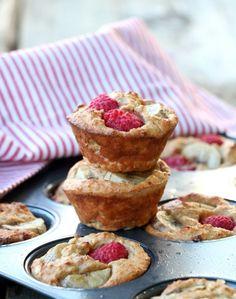 Grove, enkle frukostmuffins - LINDASTUHAUG
