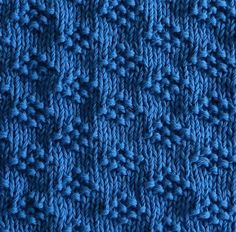 LITTLE GEMS stitch knitting pattern 52 SQUARE PICKUP knitted blanket OhLaLana dishcloth free pattern The Effective Pictures We Offer You About Knitting Techniques stricken A quality picture can tell y Knitting Squares, Dishcloth Knitting Patterns, Knitting Stiches, Knitting Blogs, Knit Dishcloth, Loom Knitting, Free Knitting, Crochet Stitches, Knit Squares Blanket