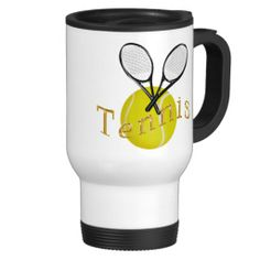 Personalized Funny Tennis Gifts Tennis Mug. Funny Tennis Racquet Glasses and Mustache.  Type Your NAME or Message into the Text Box Template.  Unique Tennis Gifts for coaches, players and team. ALL of our Personalized Tennis Gifts can be seen by CLICKING HERE: http://www.zazzle.com/littlelindapinda/gifts?cg=196281936971674257&rf=238147997806552929*/   ALL of Little Linda Pinda Designs CLICK HERE: http://www.Zazzle.com/LittleLindaPinda*/