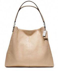 35511bfb41 COACH MADISON LEATHER PHOEBE SHOULDER BAG - Coach Handbags - Handbags  amp   Accessories - Macys