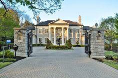 Regina George's Opulent Mansion Is for Sale via @mydomaine