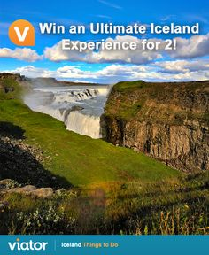 Looking to cross #Iceland off your #travel #bucketlist? Enter our #giveaway for a chance to win an ultimate experience for 2!