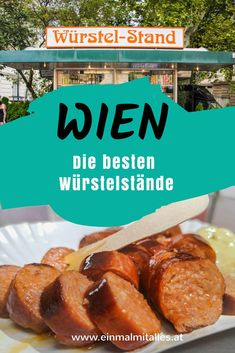 Als waschechte Österreicher können wir dir hier die besten Würstelstände in Wien vorstelllen! Bratwurst, French Toast, Breakfast, Travel, Simple, Morning Coffee