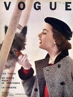Vogue Paris, 1952