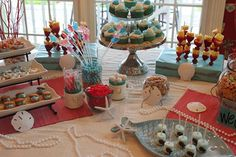 Vintage Gwen: Soiree Day-Under The Sea Party