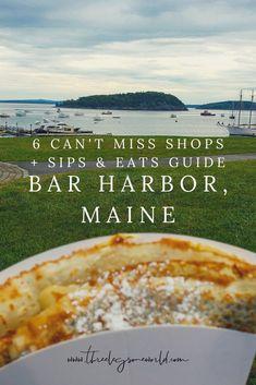Maine Road Trip, East Coast Road Trip, New England Fall, New England Travel, Bar Harbor Maine, Southwest Harbor Maine, East Coast Canada, Places To Travel, Places To Go