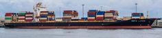 https://flic.kr/p/uX6Sbu   Kota Layar   The container ship, Kota Layar [IMO 9439711] alongside the Patrick Stevedores operated No. 10 NQ berth on June 20, 2015.  IMO: 9439711 NAME OF SHIP: Kota Layar Former names: None CALL SIGN: 9V7844 MMSI: 563675000 Gross Tonnage: 39,906 DWT: 50.959 Built: 2009 Funnel marks: Pacific International Lines [PIL] Flag: Singapore Ship Manager: Pacific International Lines, Singapore Beneficial manager: Pacific International Lines, Singapore