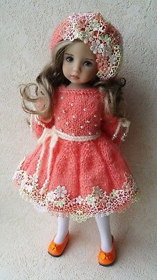 Outfit-for-dolls-13-inch-Little-Darling-Dianna-Effner-Handmade