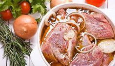 Как мариновать шашлык из баранины по казахски