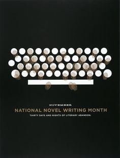 Jason Munn, National Novel Writing Month, 2006 -- I love this concept!