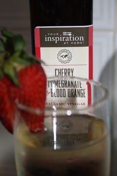 Here is a nice refreshing twist on an ordinary glass of wine :)
