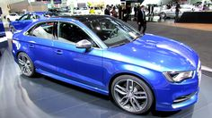 2015 Audi S3 - Exterior and Interior Walkaround - 2014 Detroit Auto Show