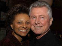 Leslie Uggams (singer) & Grahame Pratt ~ 47 years Leslie Uggams married Australian businessman Grahame Pratt in They have been happily married since. Their actress daughter Danielle married actor Keith Chambers in 2002 and continued the interracial trend. Interracial Marriage, Interracial Couples, Mature Interracial, Mixed Couples, Couples In Love, Beautiful Love, Beautiful Couple, Celebrity Couples, Celebrity Photos