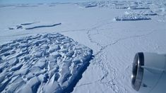 Climate Model Predicts West Antarctic Ice Sheet Could Melt Rapidly - The New York Times