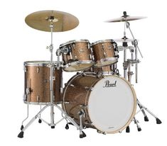 Pearl Masters BCX924XSPC357 4Piece Drum Shell Pack Golden Bronze Glitter * Read more  at the image link.Note:It is affiliate link to Amazon. #vegas