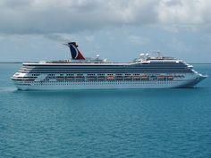 #CruiseShip - Carnival Glory