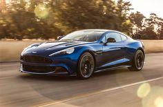 Nouvelle Aston Martin Vanquish S.