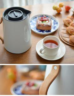 【楽天市場】【Stelton/ステルトン】Emma/エンマ バキュームジャグ Tea 1L & Coffee 1.2L魔法瓶/水筒/ジャグ/北欧【RCP】:Shinwa Shop 楽天市場店