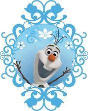 Disney Frozen Olaf Iron on Transfer #3