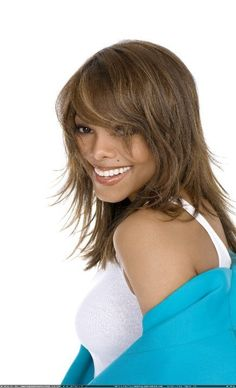 You can see that Janet Jackson Hairstyles change very often from long weave hairstyles to curly natural hair. Janet Jackson likes to wear her hair long with hair extensions. Janet Jackson, Michael Jackson, Jermaine Jackson, Beautiful Black Women, Beautiful People, Beautiful Things, You're Beautiful, Jackson Family, The Jacksons