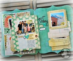 been a busy week around here. finished up Heidi 's MemoryLive webshows earlier this week. not only are those classes chock . Scrapbook Journal, Travel Scrapbook, Scrapbook Albums, Memory Album, Heidi Swapp, Fun Snacks For Kids, Album Book, Living At Home, Travel Memories