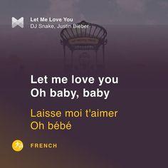 Enjoy your favorite lyrics now with multilanguage translation!