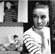 Audrey Hepburn. Such a beautiful, and talented actress! Classy Lady.