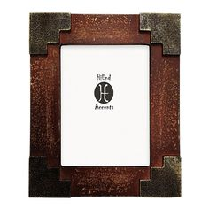 Rustic Picture Frames w/ Santa Fe Inspired Detail