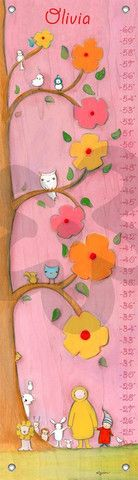 Flower Tree Friends - Pink | Jack and Jill Boutique