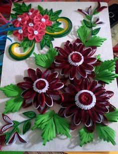 Quilling Creations - Unknown Quiller