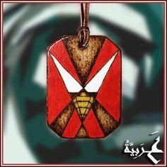 Náhrdelníky - Amulet - Aish Amyq
