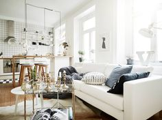 SMALL APARTMENT WITH BIG STYLE   COCOCOZY