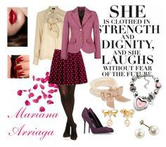 Centelha, Chapter I: Mariana Arriaga