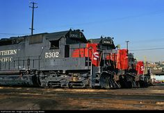 Foto RailPictures.Net: SP 5302 Southern Pacific Railroad EMD SD39, em Los Angeles, Califórnia por Craig Walker