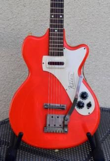 Klira E-Gitarre | 1960er Jahre | Modell unbekannt in Stuttgart - Möhringen | Musikinstrumente und Zubehör gebraucht kaufen | eBay Kleinanzeigen