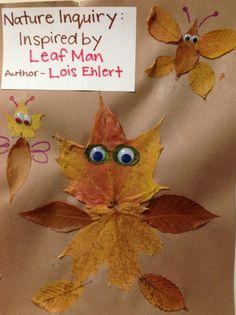 Meet the Leaf Man | Mama Cormier