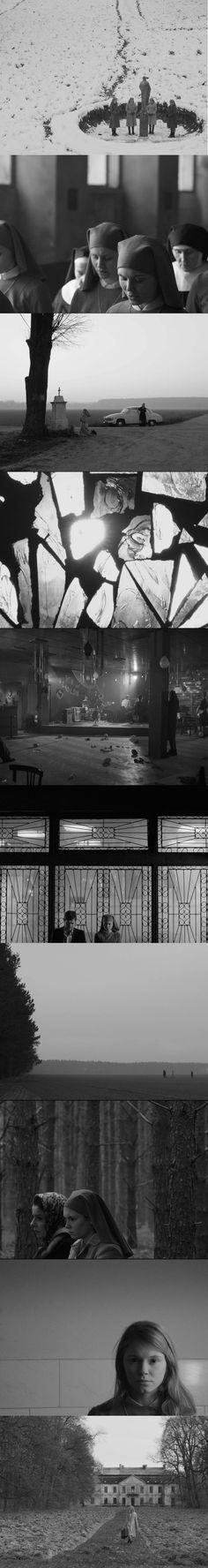 'Ida' (Pawel Pawlikowski, 2013) Cinematography by Łukasz Żal, Ryszard Lenczewski