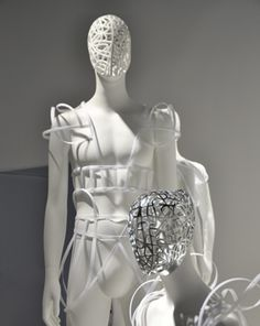 """A by Almax Male Mannequin Collection"", Milan, Italy, pinned by Ton van der Veer"