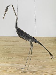 Tom ThayerPaper Water Bird, 2012