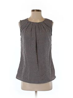 Check it out—Merona Sleeveless Blouse for $7.99 at thredUP!