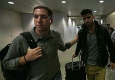 Was the detention of Glenn Greenwald's partner by British authorities anything more than a retaliation against the US journalist?