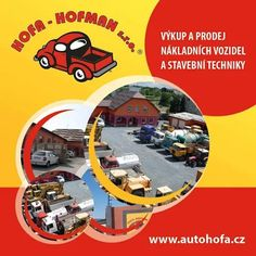 CZECH TRUCKER a magazine for promoting sal of trucks and construction machinery Industrial Machinery, Heavy Machinery, Online Advertising, Online Marketing, Social Networks, Social Media, Used Construction Equipment, Sale Promotion, Commercial Vehicle