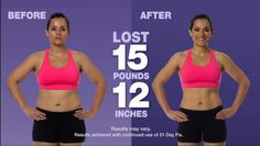 21 Day Fix results!!  This program is awesome!!  For more info message me at www.facebook.com/livingfitnurse