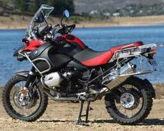 BMW R1200GS... it really is all that I need.