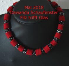 Mai 2018 Filz trifft Glas Mai, Scrapbook, Etsy, Jewelry, Atelier, Felting, Handmade, Jewlery, Jewerly