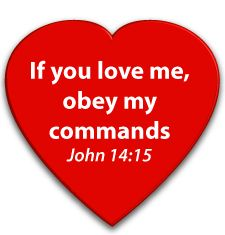 John 14:15 ...... love. Having an intimate love walk brings you where your desire is to please him.